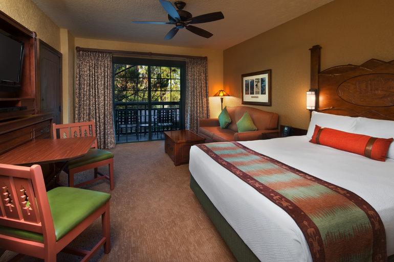 Boulder Ridge Villas At Disney S Wilderness Lodge